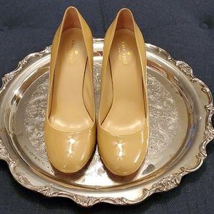Kate Spade Karolina Pale Blush Pumps Size 8.5